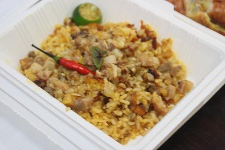 Sisig Paella (Cafe Fleur, Pamapanga, PH)