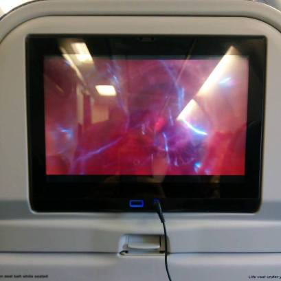 Philippine Airlines Inflight Entertainment