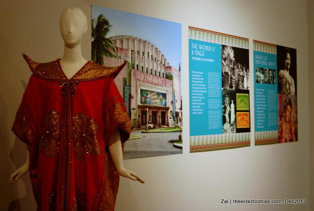 Costumes from Metropolitan Theater on display at Metropolitan Museum of Manila