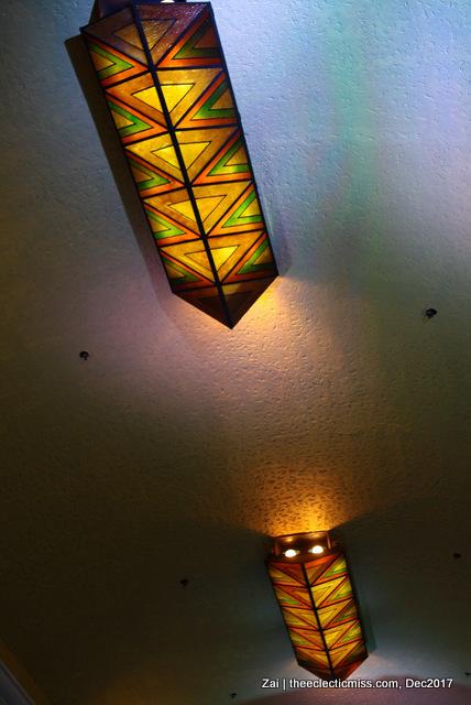 Lighting at Metropolitan Theater Lobby