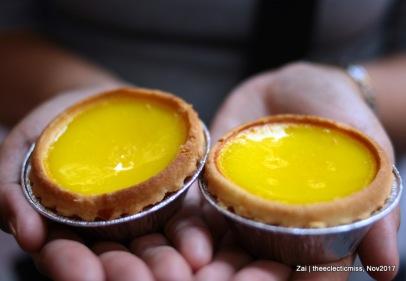 Tai Cheong Egg Tart, Hong Kong
