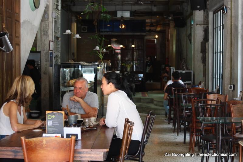 Kuala Lumpur Cafes (Leaf and Co) (1)