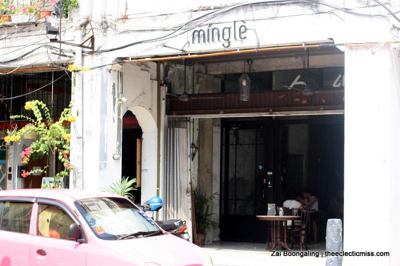 Kuala Lumpur Cafes (Leaf and Co) (2)