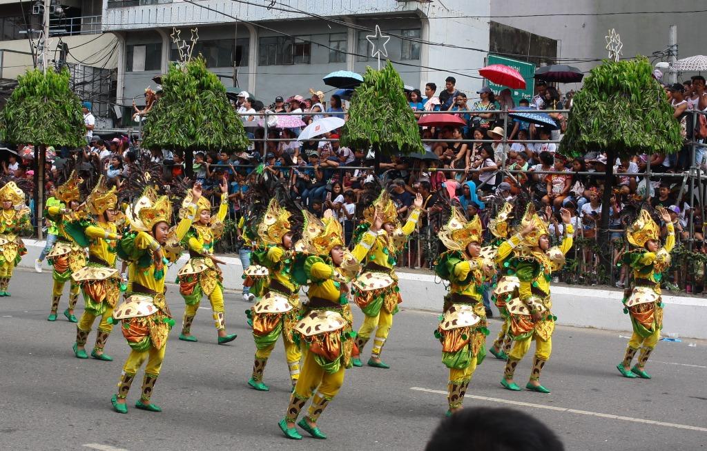 Street Dancers in Sinulog 2020